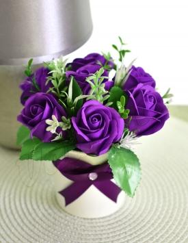 Muilo gėlės. Kompozicija MGK85