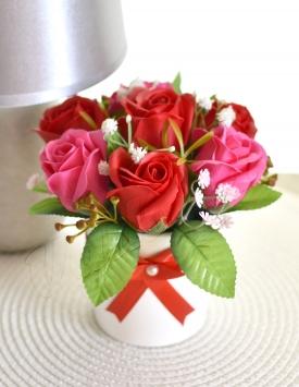 Muilo gėlės. Kompozicija MGK86