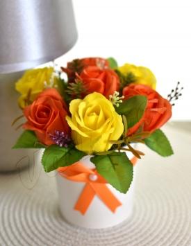 Muilo gėlės. Kompozicija MGK83