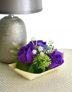 Muilo gėlės. Kompozicija MGK88