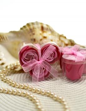 Soap flowers. Roses MGP14