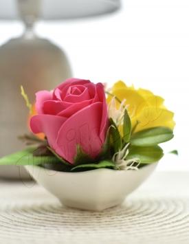 Muilo gėlės. Kompozicija MGK95