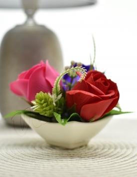 Muilo gėlės. Kompozicija MGK96