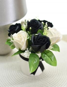 Muilo gėlės. Kompozicija MGK99
