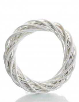 Wicker wreath ring 25cm. KV008