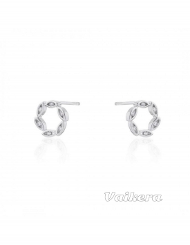 Gold-plated earrings PA0003
