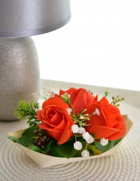 Muilo gėlės. Kompozicija MGK42