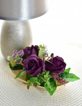 Muilo gėlės. Kompozicija MGK46