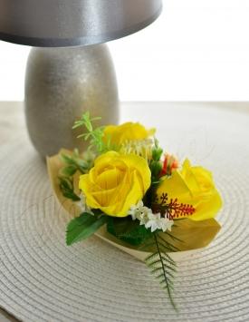 Muilo gėlės. Kompozicija MGK57
