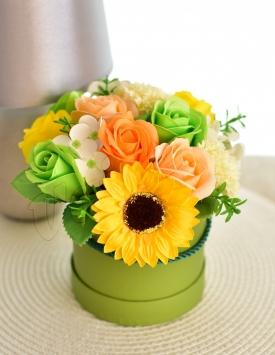 Muilo gėlės. Kompozicija MGK59