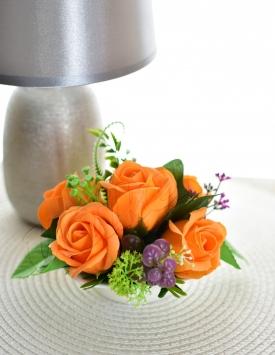 Muilo gėlės. Kompozicija MGK67