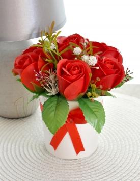 Muilo gėlės. Kompozicija MGK50