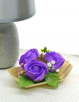 Muilo gėlės. Kompozicija MGK78