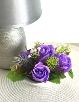 Muilo gėlės. Kompozicija MGK80